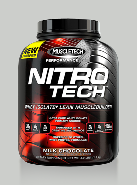 Muscle Tech Nitrotech
