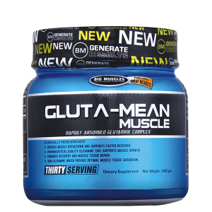 Gluta-Mean Muscles