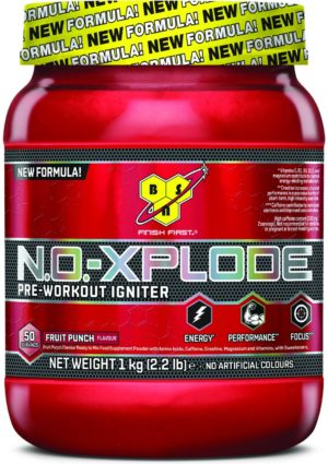 BSN NO-XPLODE 3.0 Pre Workout Igniter
