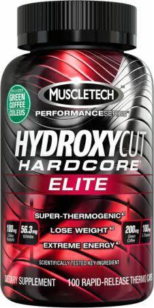 Muscle Tech Hydroxycut Hardcore Elite