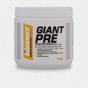 Winner Giant Pre Workout