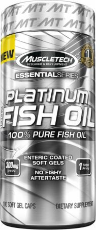 Muscle Tech Platinum Fish Oil