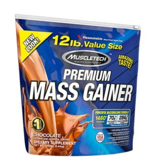 Muscle Tech 100% Premium Mass Gainer