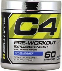 Cellucor – C4 Gen4 – 60 Serve